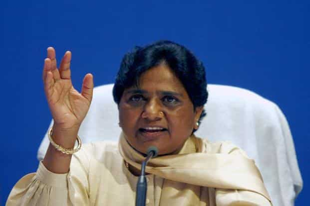 Congress must make its stand clear on caste quota: Mayawati