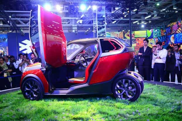 Auto Expo 2014 in pictures: First set of new wheels