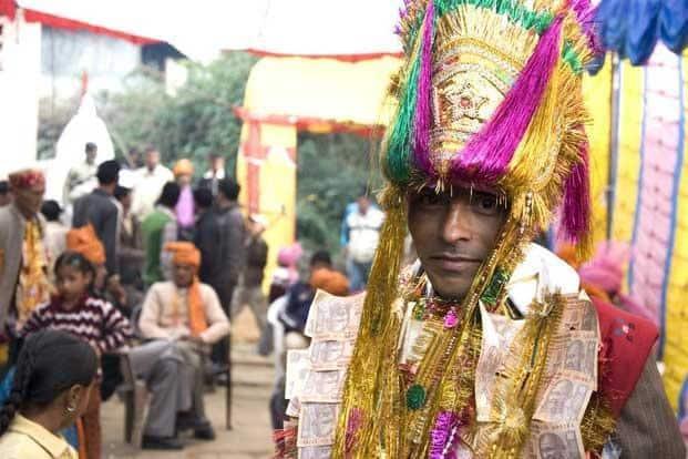 A still from 'When Hari Got Married'