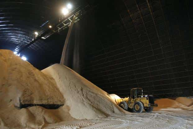 Renuka Sugars operates 11 sugar mills in India and Brazil with a total crushing capacity of 20.7 million tonnes per annum. Photo: Bloomberg