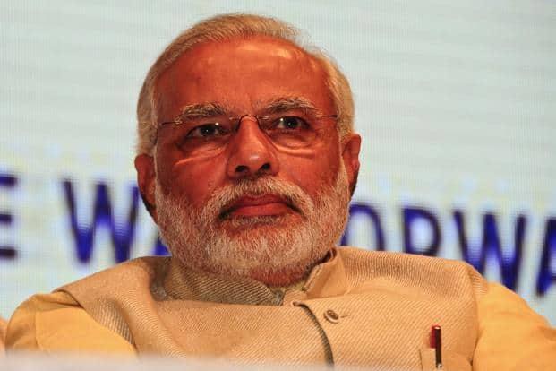 BJP's prime ministerial candidate Narendra Modi. Photo: Rituparna Banerjee/Mint