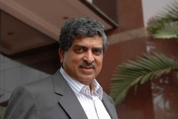 Nandan Nilekani has begun his campaign to come to grips with ground realities. Photo: Hemant Mishra/Mint