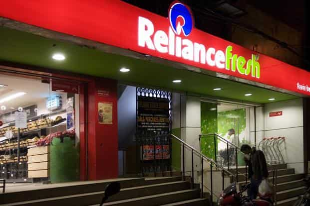 Market research of reliance fresh