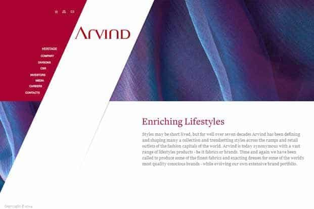 Arvind, which operates the Megamart retail chain, has a strategy of selling a mix of its own brands such as Flying Machine and Newport as well as licensing international brands including Arrow, Cherokee and Tommy Hilfiger.