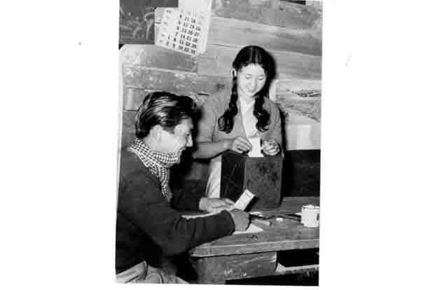 Voting in Sikkim in 1962. After two successful tenures, this term was fraught with many challenges for the Congress due to internal conflict within the party, even as the country was just recovering from the two wars and the economy was in shambles.