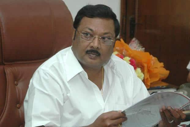 A file photo of Expelled DMK leader M.K. Alagiri. Photo: PIB