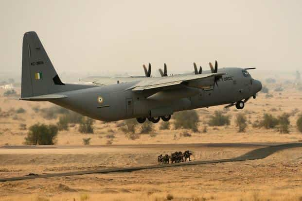 IAF rules out counterfeit Chinese parts led to Super Hercules plane