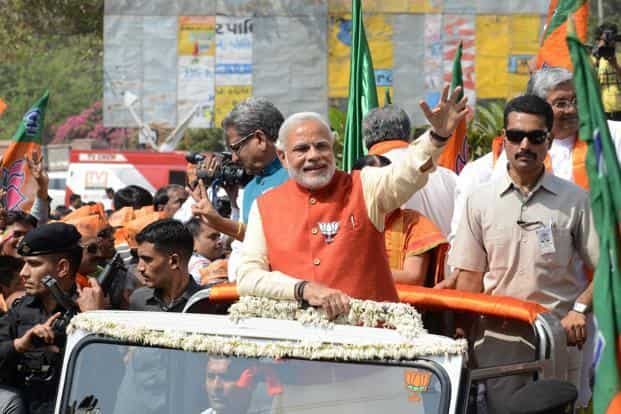 Narendra Modi, the front-runner in the contest to be India's prime minister, and Shinzo Abe also share an antagonism for China. Photo: Mint