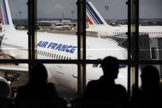 Air France-KLM vice-president (Asia and Middle East) Christophe Boucher said the airline group was in the process of acquiring more aircraft, including Boeing Dreamliners. Photo: Bloomberg