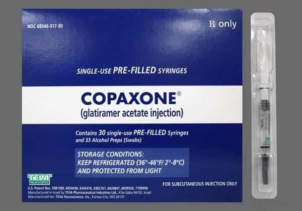 Copaxone brings in $3.2 billion in annual US sales and accounts for more than half of Teva's profit. Photo: Wikimedia Commons