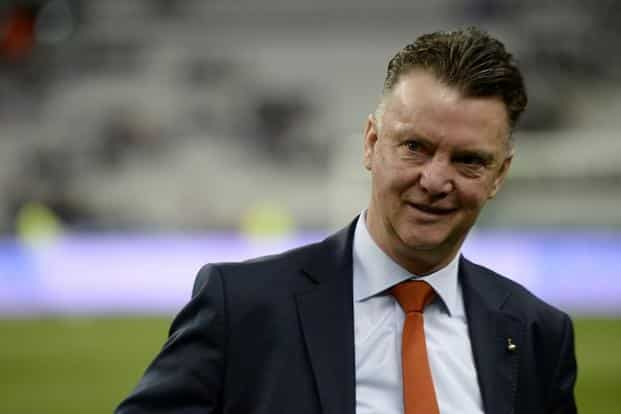 Louis van Gaal: Current manager of the Dutch national team is the hot favourite to succeed Moyes. He has coached for Ajax, Barcelona and Bayern Munich in the past. AFP