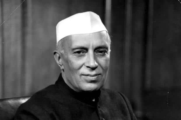 Jawaharlal Nehru. Photo: Getty Images
