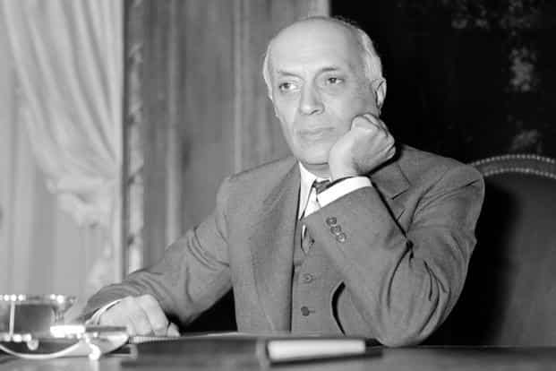 If Nehru were alive today, he would probably lament the state of constitutional rules and the resulting political opportunism, and reconsider his constitutional irreverence. Photo: AFP