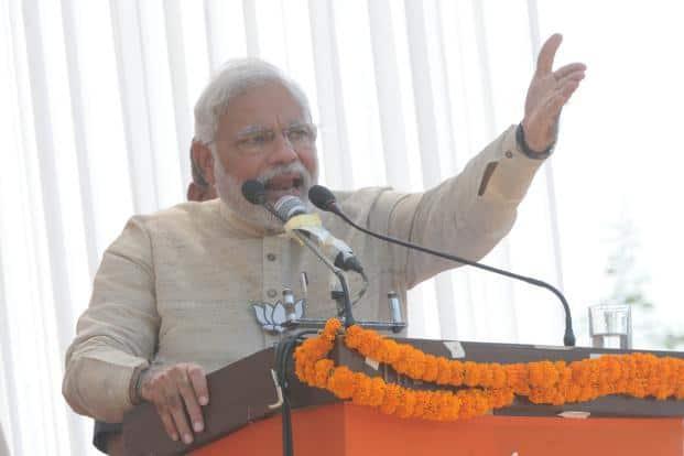 Prime Minister Narendra Modi. Photo: Indranil Bhoumik/Mint