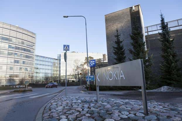 9- Finland: A Nokia signboard at the entrance to the Nokia headquarters in Espoo, Finland. Strong growth, innovation and structural reforms has transformed Finland into one of the world's most competitive economies. Bloomberg