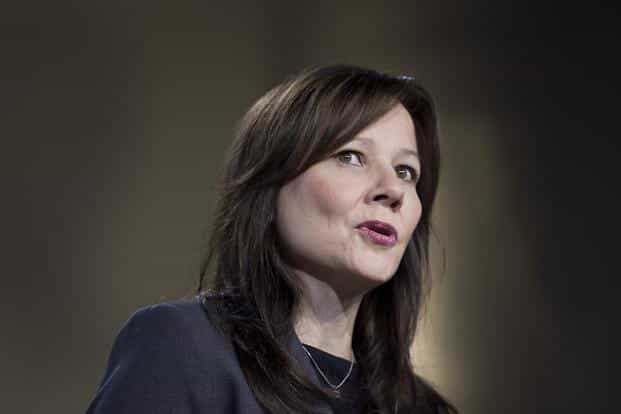 The investigation confirmed that Barra's previous claims that she was previously unaware of the flawed switch. Photo: Bloomberg