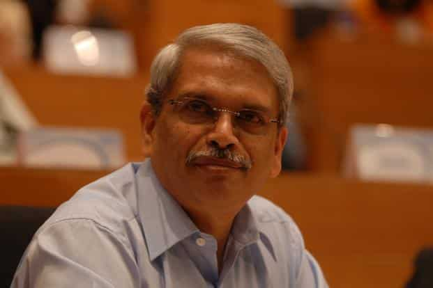 Senapathy Gopalakrishnan: Also a co-founder, Kris, as he is popularly known, took over as CEO and MD of Infosys in April 2007 and stepped down in August 2011. Under him the company continued with its scorching growth pace. Mint