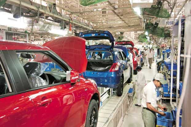 Analysts expect a sales growth of 8-10% for passenger cars and a higher 10-12% for two-wheelers in the current fiscal year. Photo: Ramesh Pathania/Mint