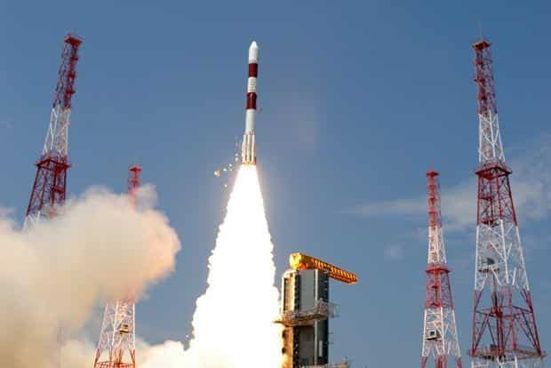 Isro Set To Launch Five Foreign Satellites On Monday