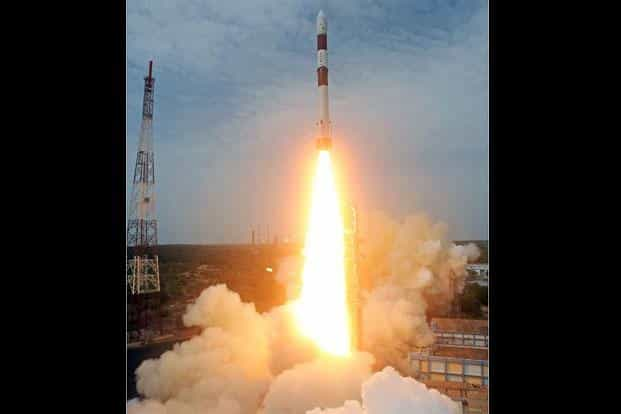 The five satellites were launched under commercial arrangements that ANTRIX (ISRO's commercial arm) entered with foreign agencies. ISRO has so far launched 35 satellites of foreign countries onboard its workhorse PSLV. ISRO