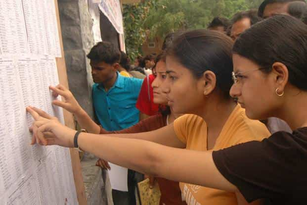 After much delay due to the row over the controversial four-year undergraduate programme (FYUP), admissions to academic session 2014-15 will begin on Wednesday, much to the relief of over 270,000 students who applied this year. Photo: HT