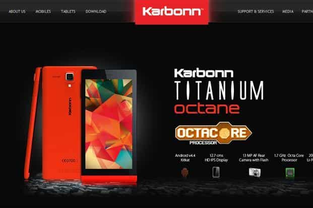 """""""In this digital age, we believe every Indian should have access to a smartphone. These Karbonn phones that have been made exclusively for Flipkart customers are a step in that direction,"""" said Kalyan Krishnamurthy."""