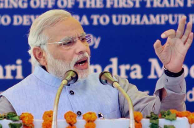 """Since taking charge after a landslide win over the Congress, Prime Minister Narendra Modi has sent strong signals he will pursue his """"Modinomics"""" agenda of maximum governance, minimum government. Photo: PTI"""