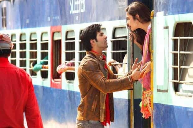 'Humpty Sharma Ki Dulhania' released in theatres on Friday.