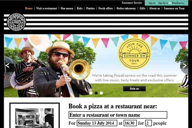 PizzaExpress operates in 13 international markets, including China and Hong Kong where it owns 22 sites. It has a total of 504 restaurants, of which 436 are in the UK.