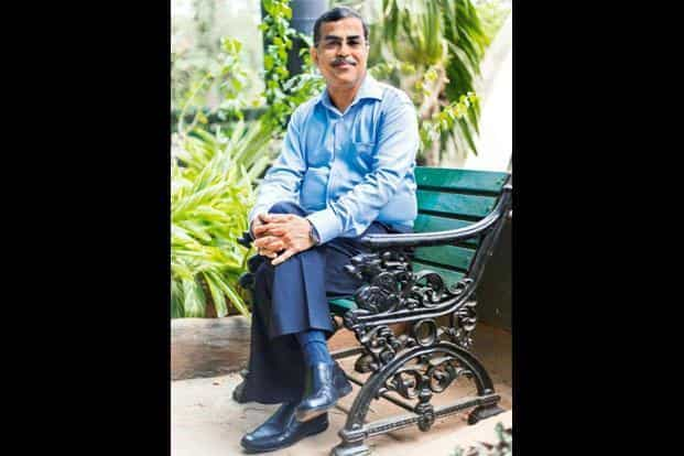 KS Kumar of Castrol India Ltd, who believes HR offers a chance to specialize in various fields, for it is not unidimensional. Photo: Nayan Shah/Mint