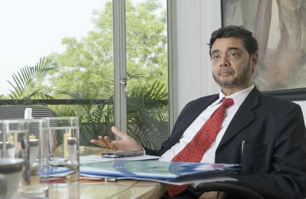 S.P. Shukla, head of strategy at Mahindra, says the group's second phase of expansion in Africa will include geographical expansion as well as product-line expansion. Photo: Ramesh Pathania/Mint