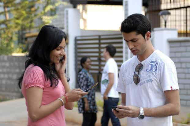 While mobile advertising continues to grow in India, the base still remains small, and lags usage of mobile as an Internet/data consumption device. Photo: Hemant Mishra/Mint