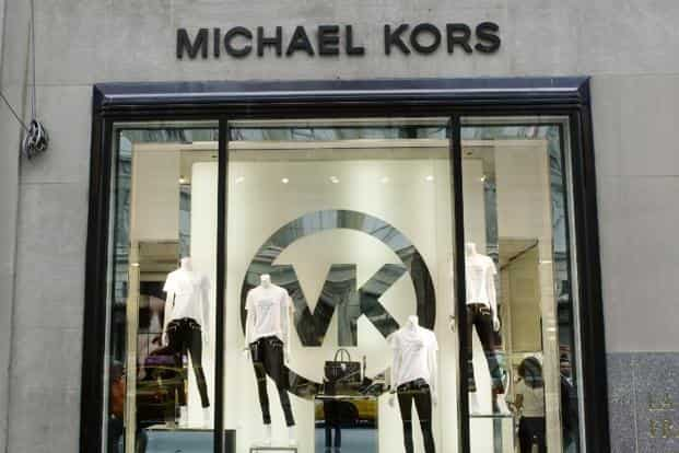 Kors opened its first store in the DLF Emporio mall in New Delhi in August last year to long queues of women waiting outside the store get a peek at the brand's latest collection. Photo: Getty Images for Michael Kors/AFP