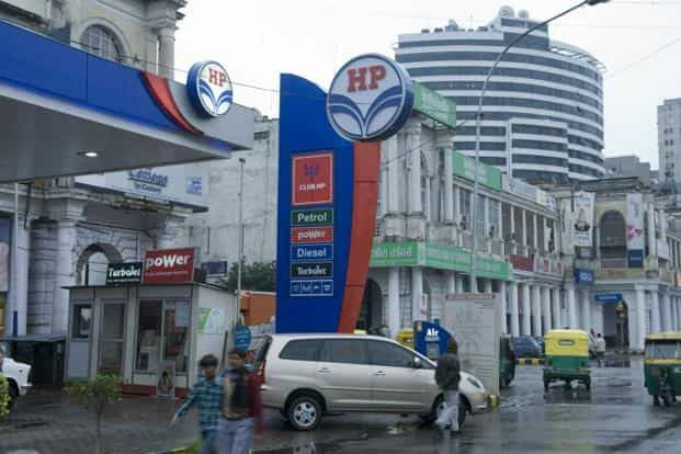 HPCL said domestic sales of petroleum products had increased to 8.05 million tonnes, an increase of about 3.3% over the year-ago period, as against the industry average growth of 2.6%. Photo: Mint