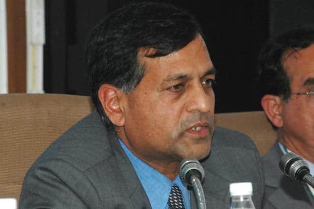 A file photo of Ashok Lavasa. Photo: PIB