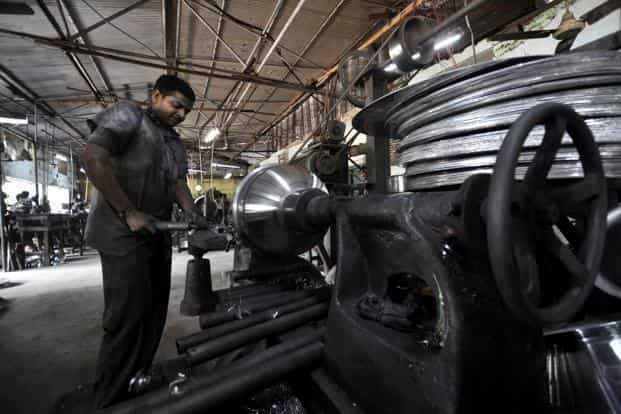India's aluminium capacity will rise to about 4.36 mt by the end of this fiscal year, but local demand stands at less than half of that. Photo: AFP