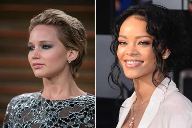 Oscar winning actress Jennifer Lawrence and singer Rihanna are among the victims of the hacking attack. Lawrence has admitted the nude pictures were indeed hers and has taken the legal route to threaten anyone who posts her stolen pictures online.  AFP