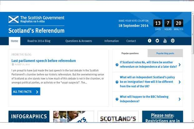 Of the 961, 450 (or 47%) said they will vote yes in the referendum. Plugging it into the formula, this indicates that the probability that the majority of the voting population will vote yes is 2.4%.