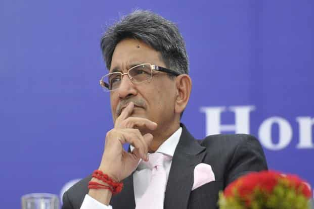 A file photo of chief justice of India R.M. Lodha. Photo: HT