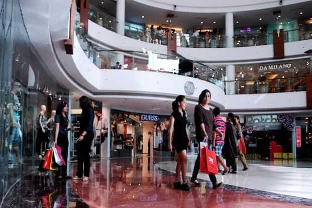 871b072e ... Select Citywalk, which boasts an occupancy rate of 98%, is in talks with