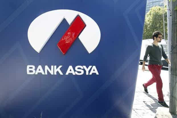 The bank has said that it's well-capitalized. Its capital ratio at the end of June was 17% under international standards, compared with the 16% average for Turkish banks. Photo: Reuters