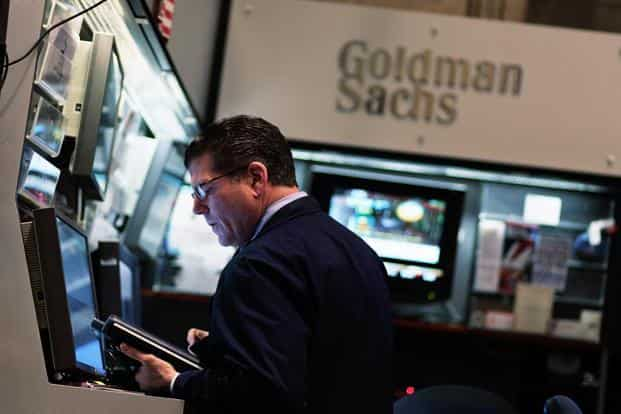 With the new campus, Goldman Sachs would probably bring together its 5,400 employees, who work out of the Embassy Golf Links business park, to the new address. Photo: Bloomberg