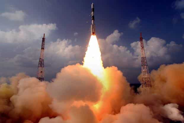 Mars Orbiter Mission is Isro's first interplanetary mission to Mars with an unmanned spacecraft designed to orbit the Red Planet in an elliptical orbit. Photo: PTI