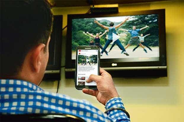 6 ways to share content from your phone to your TV