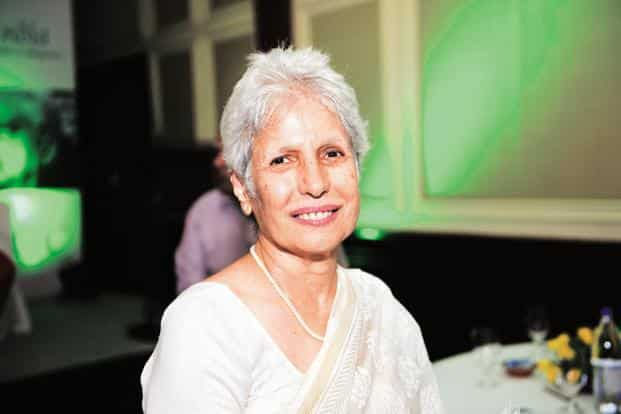 Anu Aga sees philanthropy as an act of giving, guided and motivated by a humane idea of what development means. Photo: Pradeep Gaur/Mint