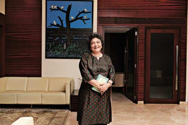 Zia Mody says her wallet is almost entirely committed to donate to the Baha'i fund. Photo: Abhijit Bhatlekar/Mint
