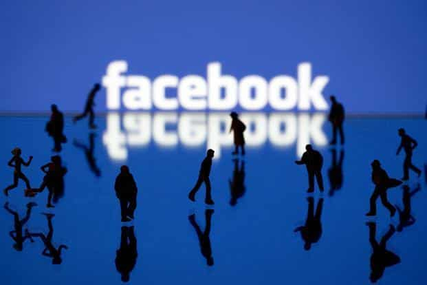 facebook is considering rolling out its first health application quietly and under a different name, a source said. Photo: AFP