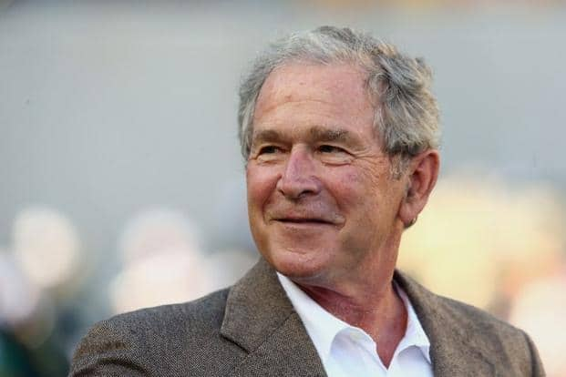 magine, for instance, that in 2003, the theory that Bush had engineered the collapse of the twin towers to justify invading Iraq was enough to distract some number of people from stopping to wonder about the real reasons for the war. Photo: Ronald Martinez/Getty Images/AFP