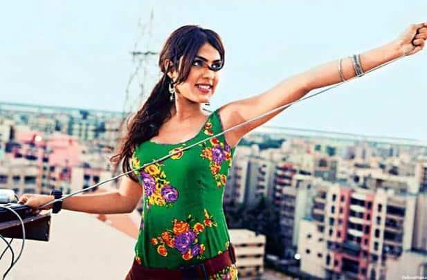 Rhea Chakraborty in 'Sonali Cable'