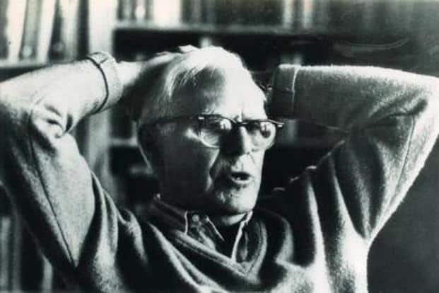 Martin Gardner. Photo: Wikimedia Commons